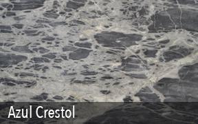 azul crestol - marble