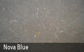 nova blue - limestone