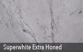 superwhite extra honed - marble